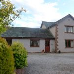 bed-breakfast-Cumbria-Newton-Reigny-sunset-house