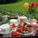 2837Payne-Huxtable Farm Cream Tea