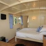 B&B Pulborough West sussex Shepherds hut penfolds