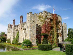 Hever Castle B&B bnb Kent