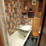 Greystones B&B Victorian Bath/shower room