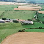 2154 STEAD farm from the air