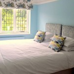 B&B Loughborough Leicestershire Bedroom Lavender 1771