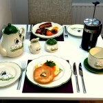 B&B Loughborough Leicestershire Breakfast  1771 Lavender