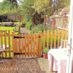 B&B Loughborough Leicestershire Garden Lavender 1771