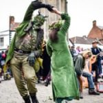 "Visit Somerset and explore the ""sacred Sites"" of our Pagan Past & Take in a Festival as well."