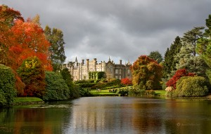 Sheffield Park landscaped by Capability Brown