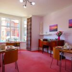 Cromer Beach Comber Guest House Lounge
