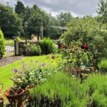 Westwood Farm Kirkby Stephen Garden