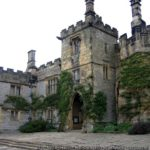 "Visit Haddon Hall in Derbyshire-Dubbed  ""The Most perfect house to have survived from the Middle Ages"""