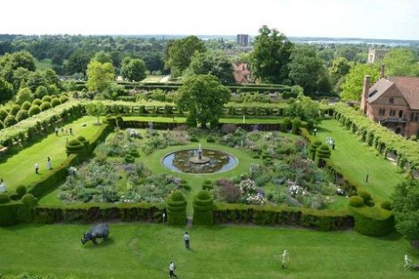 The National Garden Scheme's 90th anniversary