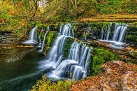 British National Parks in the Autumn spendour