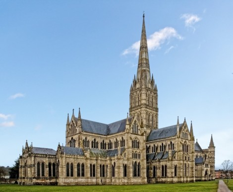 Why we should visit Salisbuy