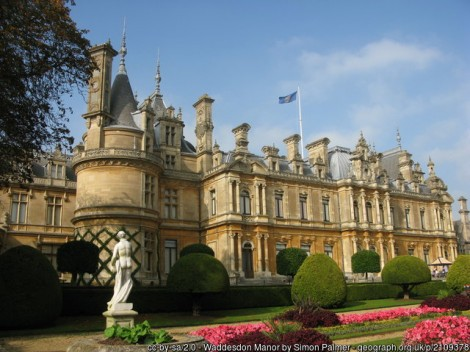 Visit Buckinghamshire this Autumn & Enjoy