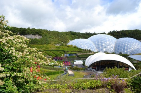 Discover the Eden Project Story – it's absolutely fascinating – a real Feat of Engineering & so Much more!!