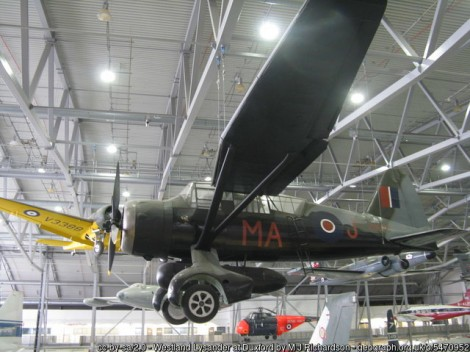 "If You Love your aviation history – then a visit to Duxford is a ""Must"""