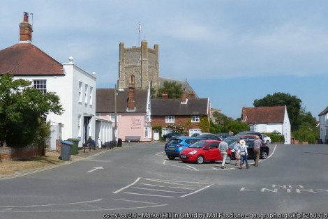 A visitor Guide to Orford in Suffolk