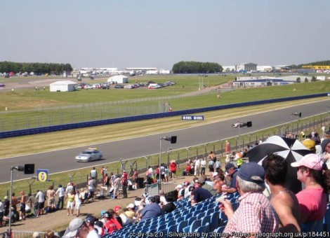 Interest in Motorsport? Then a Visit to Silverstone will be a great day Out