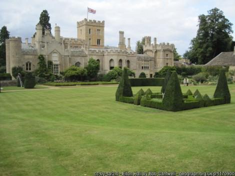Planning a Short Break in Cambridgeshire ? then don't miss Elton Hall & Gardens