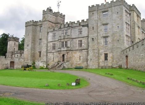 VISIT BRITAIN'S MOST HAUNTED HISTORIC CASTLE!