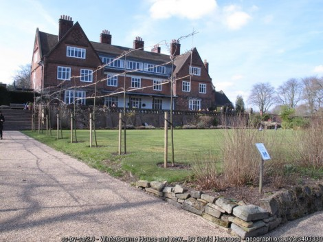 Are You A Fan of the Arts & Crafts Movement ? then Visit Winterbourne House & Gardens