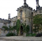 """Visit Haddon Hall in Derbyshire-Dubbed """"The Most perfect house to have survived from the Middle Ages"""""""