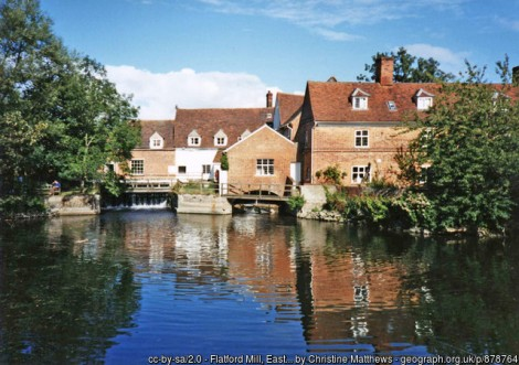 The Dedham Vale is the jewel in the crown in the classic English landscape of the River Stour